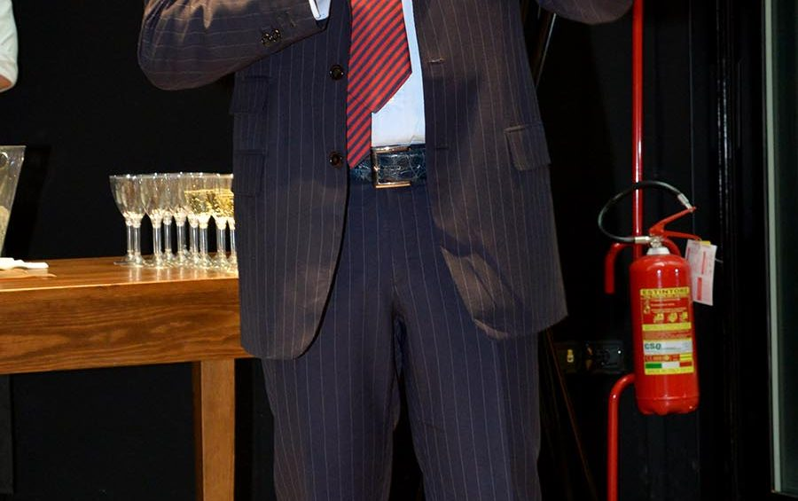 Gianpiero Samorì ospite a Ravenna