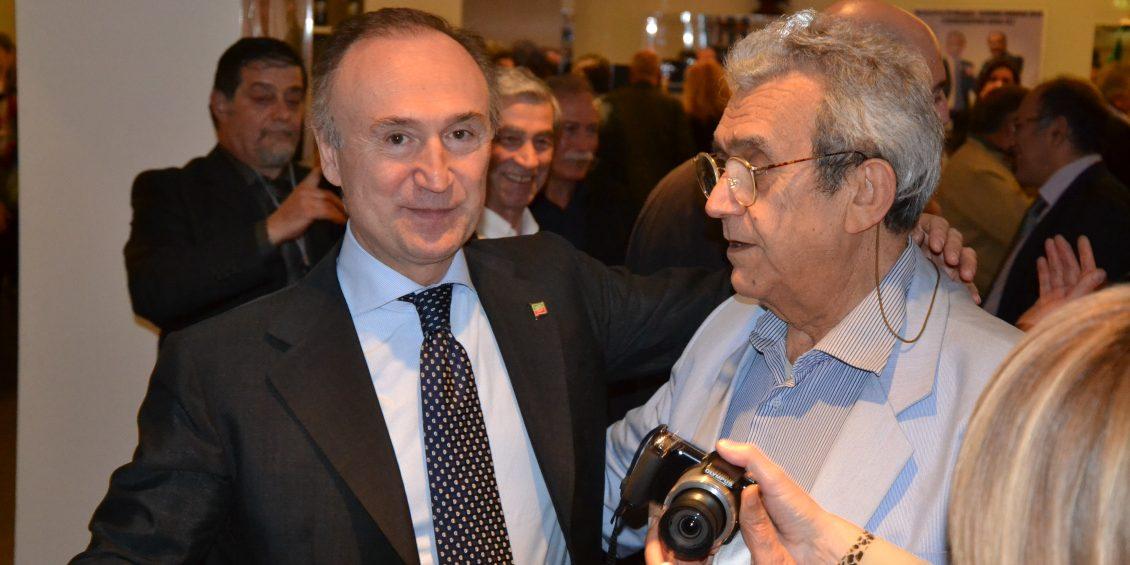 Gianpiero Samorì, candidato alle elezioni europee con Forza Italia nella circoscrizione Nord Est