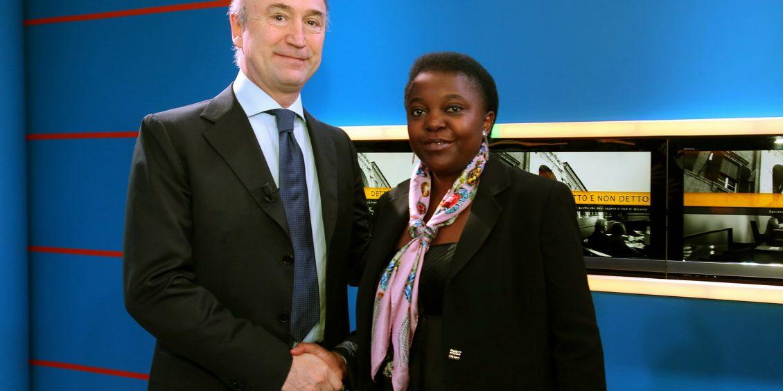 EUROPEE: Samorì-Kyenge, ci incateneremo davanti alla Bce