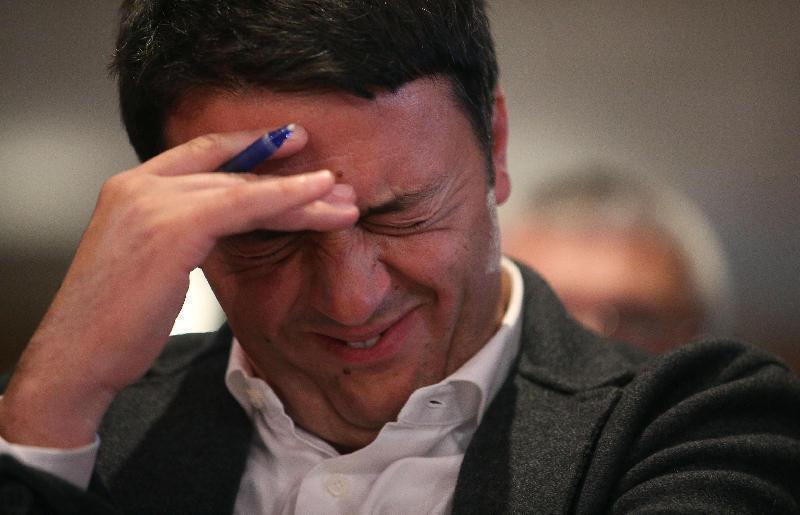 cronoprogramma Renzi