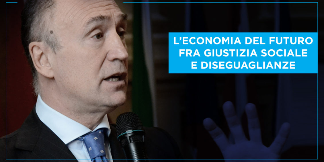 Gianpiero samorì economia del futuro Policoro