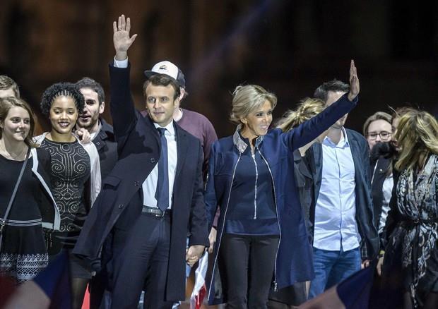 gianpiero samorì macron presidente della repubblica francese