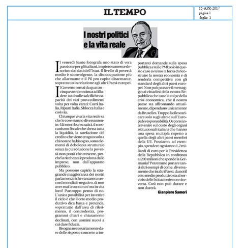 Giampiero-samorì-il tempo-15 aprile 2017